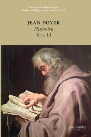 Jean Foyer, Historien