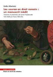 Les usuræ en droit romain : un manuscrit inédit