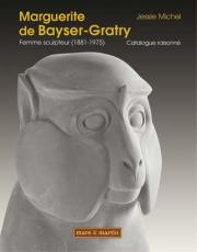 Marguerite de Bayser-Gratry. Femme sculpteur.