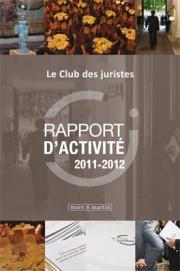Rapport d'activité 2011-2012