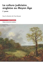 La culture judiciaire anglaise au Moyen Âge