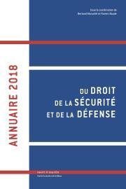 Annuaire 2018 du droit de la sécurité et de la défense
