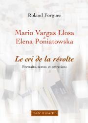 Mario Vargas Llosa & Elena Poniatowska