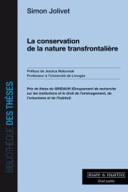 La conservation de la nature transfrontalière