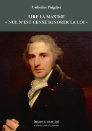 """Lire la maxime """"Nul n'est censé ignorer la loi"""""""