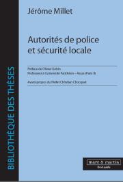 Autorités de Police et sécurité locale