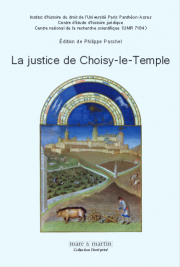 La justice de Choisy-le-Temple